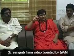 प्रज्ञा ठाकुर के बयान पर बवाल, कहा- हम नाली-शौचालय साफ करवाने के लिए सांसद नहीं बनाए गए, देखें VIDEO