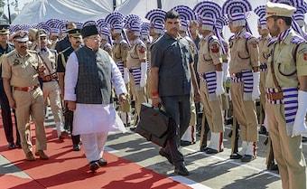 'Kill Those Who Have Looted Kashmir': Governor Malik To Terrorists
