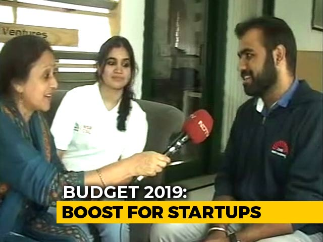 Video : Start-Up Industry Hails Budget 2019