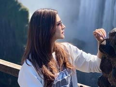 Keeping Up With Kriti Sanon: Inside Pics From Her Zambia Holiday