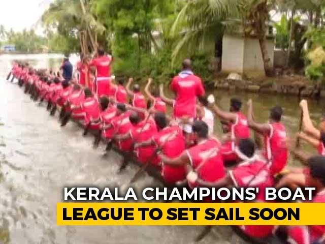 Video : Snake Boats In Kerala Usher In A New Era
