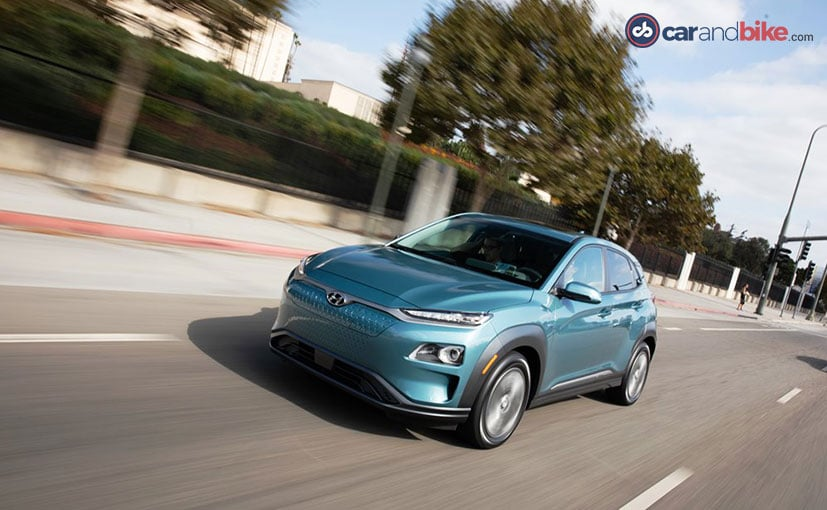 2019 Hyundai Kona Electric comes with two electric drivetrains - 39.2 kWh and 64 kWh battery versions