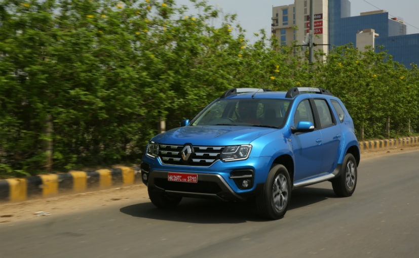 Renault Duster Gets A Price Cut Of Up To Rs. 1.5 Lakh On Select Variants