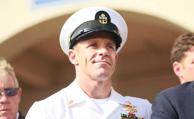 US Navy SEAL Spared Jail But Demoted After War Crimes Trial