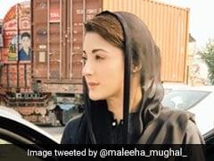 Nawaz Sharif's Daughter Maryam Nawaz Says ''Unbelievable Fascism