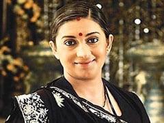 Smriti Irani Nailed Grey Hair And Wrinkles Much Before FaceApp. <i>Kyunki</i> Ekta Kapoor