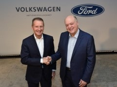 Ford, Volkswagen To Collaborate For Building EVs And Autonomous Tech