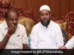 """Didn't Eat Biryani"": HD Kumaraswamy On Photo With IMA Scam Mastermind"