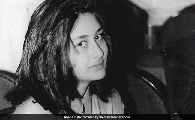 This Throwback Pic Of Teen Kareena Kapoor Makes For A Perfect Flashback Friday Treat