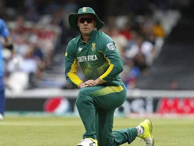 "AB De Villiers Opens Up On Retirement Controversy, Says ""Was Asked, Didnt Offer"""