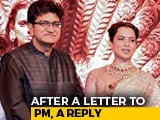 Video : Prasoon Joshi, Kangana Ranaut, 60 Others Hit Back After Open Letter To PM