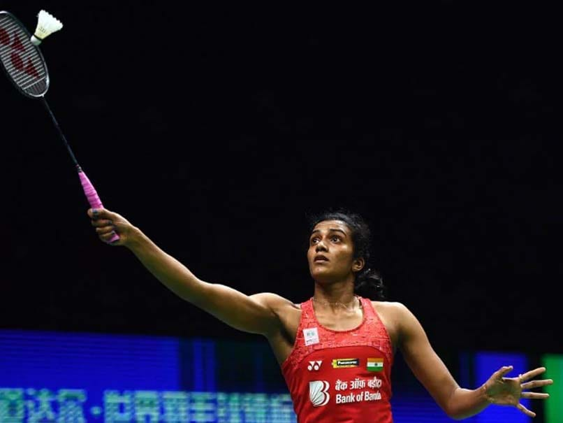 PV Sindhu advances to the quarter-finals of the Indonesia Open 2019