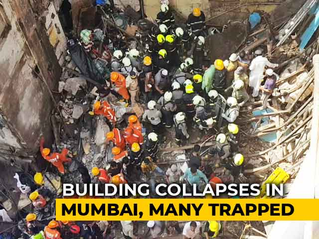 Video : Why Families Stayed In Decades-Old Structure In Mumbai Despite Danger