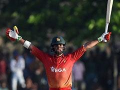 जिम्बाब्वे क्रिकेट बोर्ड के खिलाफ ICC की कार्रवाई पर सिकंदर रजा का ट्वीट,