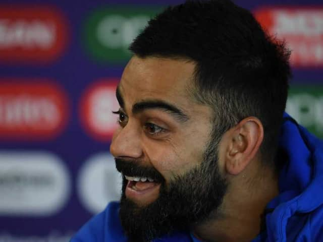 """Im Quite Lethal"": Virat Kohli Makes Light Of His Bowling Skills Ahead Of India vs New Zealand Semi-Final"