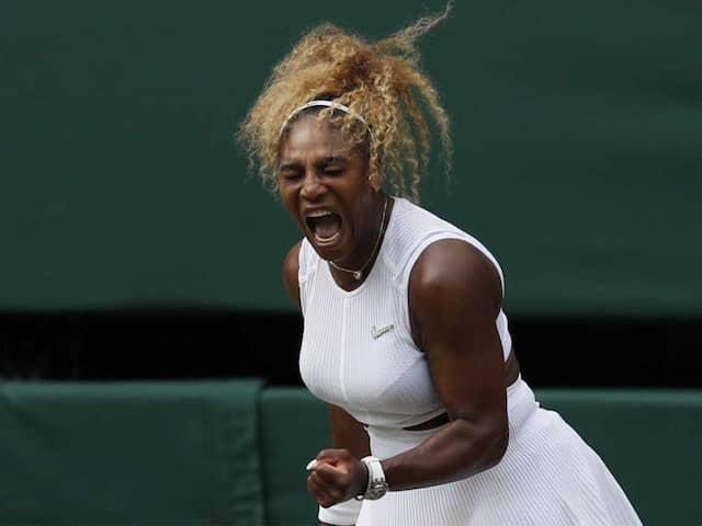 Serena Williams Battles Through At Wimbledon, Simona Halep Storms Back To Reach Semi-Finals