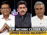 Video: Samajwadi's Neeraj Shekhar Now With BJP: Inching Closer To Rajya Sabha Majority?