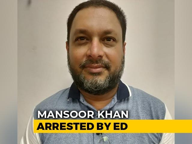 Video : IMA Ponzi Scam Mastermind, Back From Dubai, Arrested In New Delhi