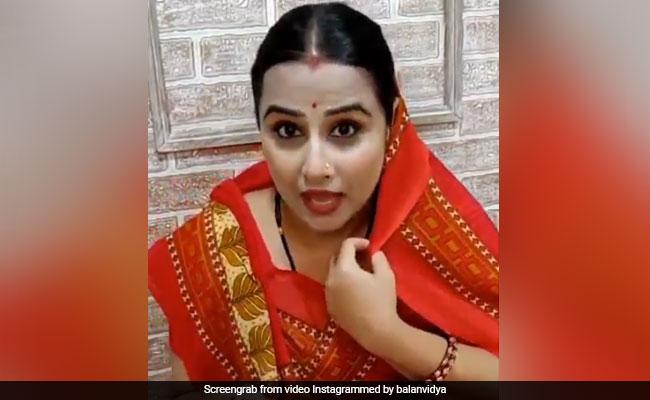 Vidya's ROFL 'Kunwari Ladki' Lip-Sync Made Sonakshi Weep With Laughter