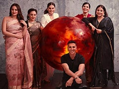 <i>Mission Mangal</i> Song <i>Dil Mein Mars Hai</i> Is All About The Power Of Team Work