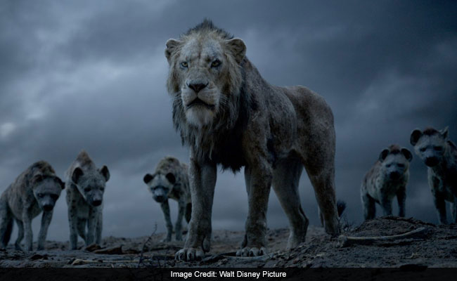 The Only Thing Better About The New Lion King Is The Hyenas