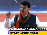 "Video : Ahead Of Maharashtra Polls, ""Pilgrimages"" For Aaditya Thackeray, Devendra Fadnavis"