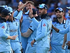 "Australia's Nathan Lyon Says World Cup Is ""England's To Lose"""