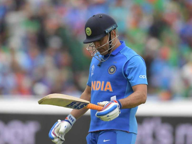 World Cup 2019: MS Dhoni Should Play Another Year Or Two, Says Lasith Malinga