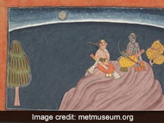 Year-Long Exhibition Of Ramayana-Inspired Paintings At The MET In US