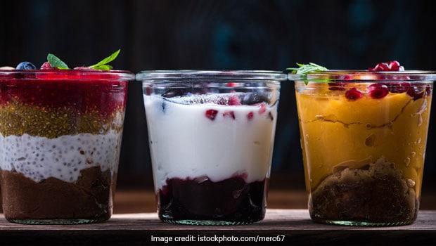 Resep Sarapan Sehat: Oatmeal, Yogurt, dan Medley Buah Untuk Makanan Flavoursome, Serat Tinggi