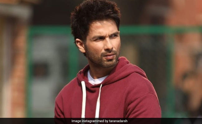 Shahid Kapoor On Kabir Singh's 200 Crore: He Is Flawed, Thank You ...