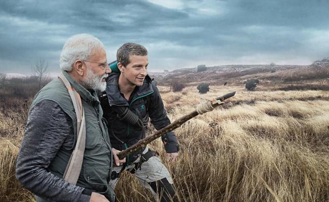 बाघ संरक्षण के लिए 'मैन वर्सेज़ वाइल्ड' में दिखेंगे प्रधानमंत्री नरेंद्र मोदी
