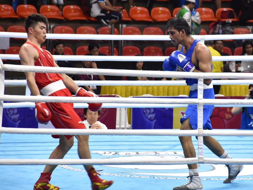 Nikhat Zareen, Deepak Singh Storm Into Semis, India On A Roll At Thailand Boxing Tourney