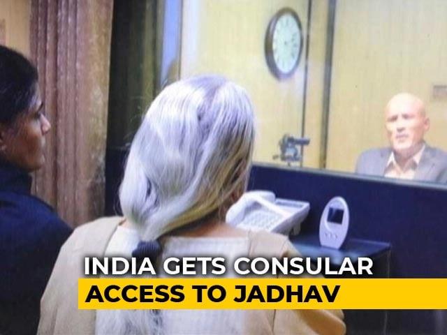 Video: World Court Stays Kulbhushan Jadhav Sentence