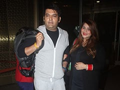 Kapil Sharma Confirms Wife Ginni Chatrath's Pregnancy. Couple Leave For Babymoon