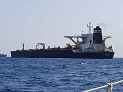 British Marines Help Seize Tanker Suspected Of Carrying Iran Oil To Syria