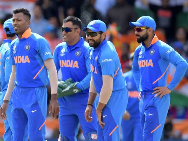 Airspace Over Old Trafford Remain Shut During India Vs New Zealand Semi-Final Match