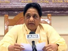 Mayawati Asks Karnataka Lawmaker To Back Ruling Coalition In Trust Vote