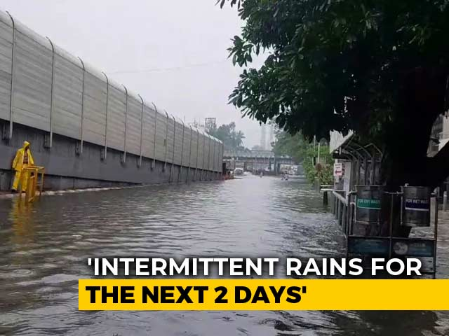 Video : Relief From Rain For Mumbaikars In Next 24 Hours?