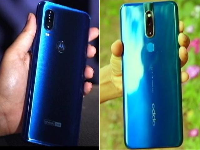 Video : Motorola One Vision vs Oppo F11 Pro