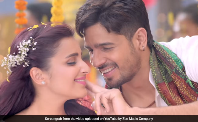 Jabariya Jodi Song  Macchardani: Parineeti Chopra And Siddharth Malhotra Bring The Most Hatke Wedding Song Of The Year