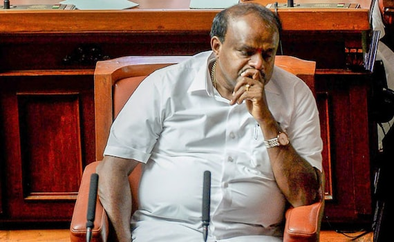 Hold Karnataka Trust Vote Now, Ruling Coalition Stalling: BJP To Governor
