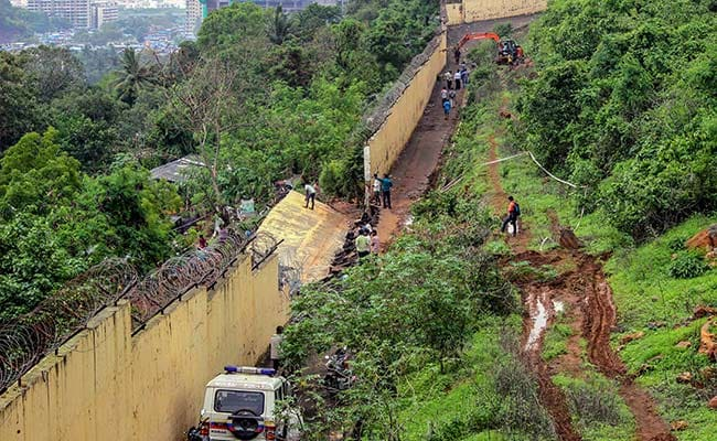6-Month-Old Boy's Miraculous Escape From Malad Wall Collapse