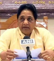 BJP Doesn't 'Want To See Dalits Do Well': Mayawati On Tax Move On Brother
