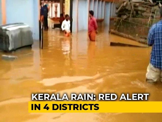 Video : 4 Dead, 3 Missing After Days Of Heavy Rain In Kerala