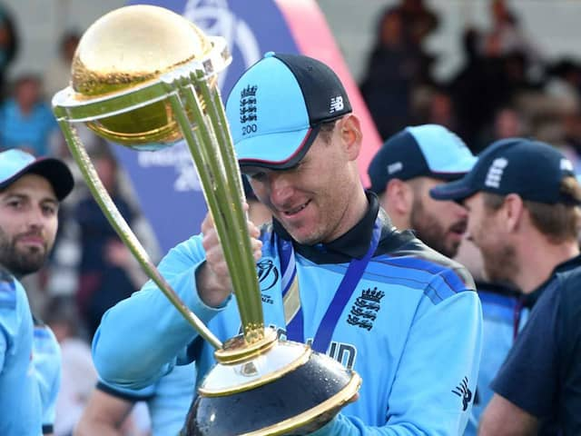 """Eoin Morgan On World Cup Win: """"Dont Think Its Fair To Have A Result Like That"""""""