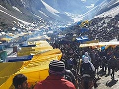 22 Pilgrims Have Died In Amarnath This Year: Official