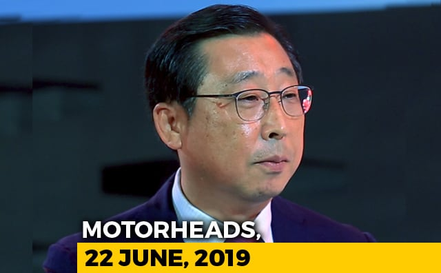 Video : In Conversation With Thierry Bolorre, Renault And Han-Woo-Park, President And Ceo, Kia
