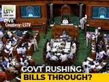 Video : Government Likely To Extend Parliament Session By 10 Days: Report