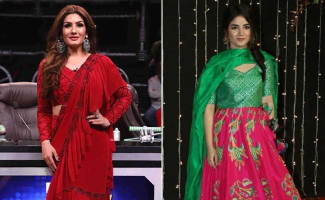 Raveena Tandon 'Regrets' And Deletes 'Harsh' Tweet Calling Zaira Wasim Out